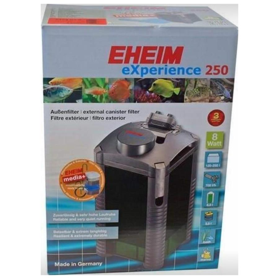 Buiten filter Eheim experience 250