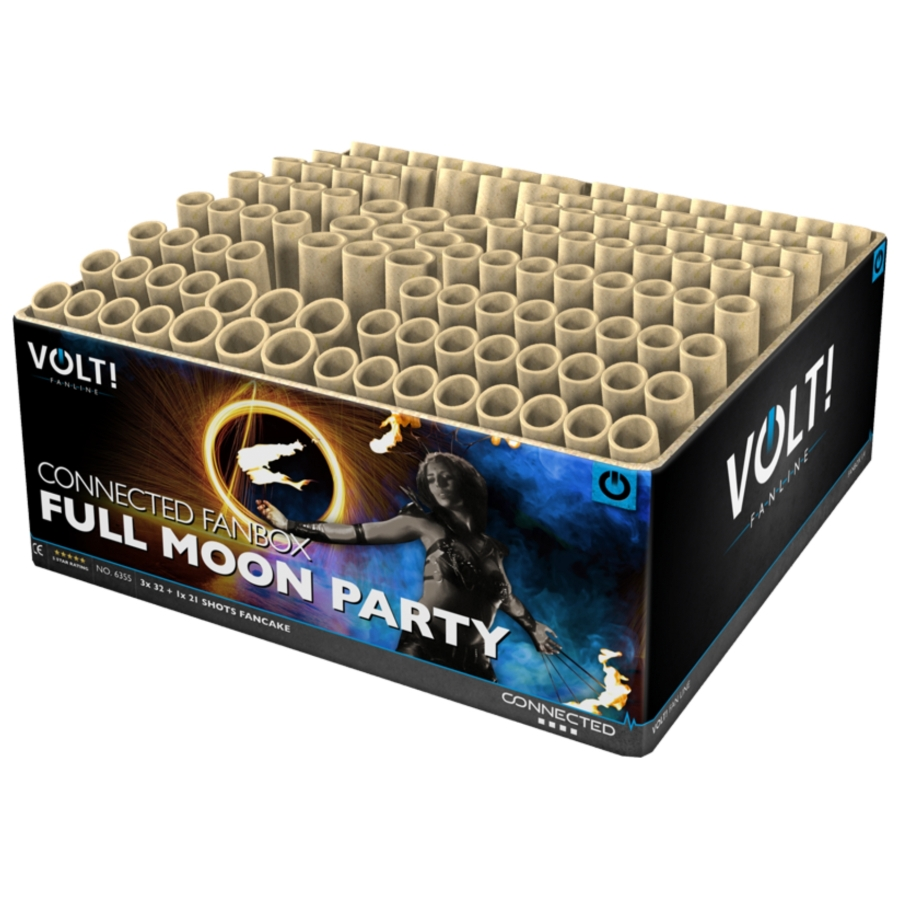 VOLT! Full Moon Party