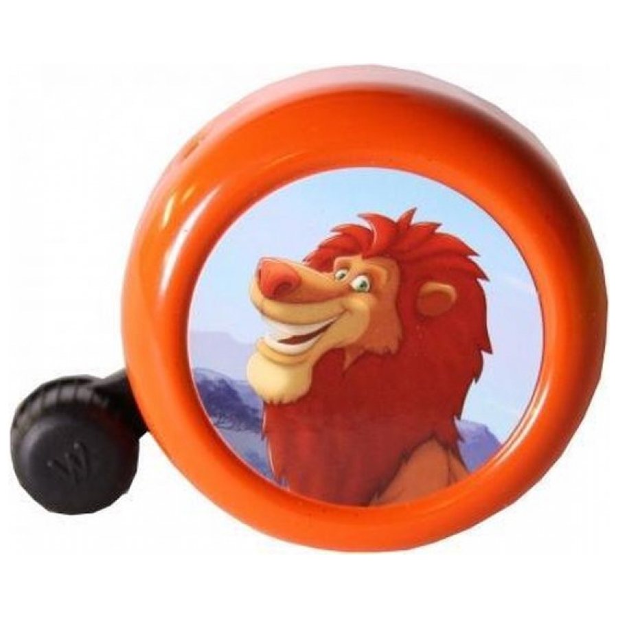 Widek Animal Kingdom leeuw oranje