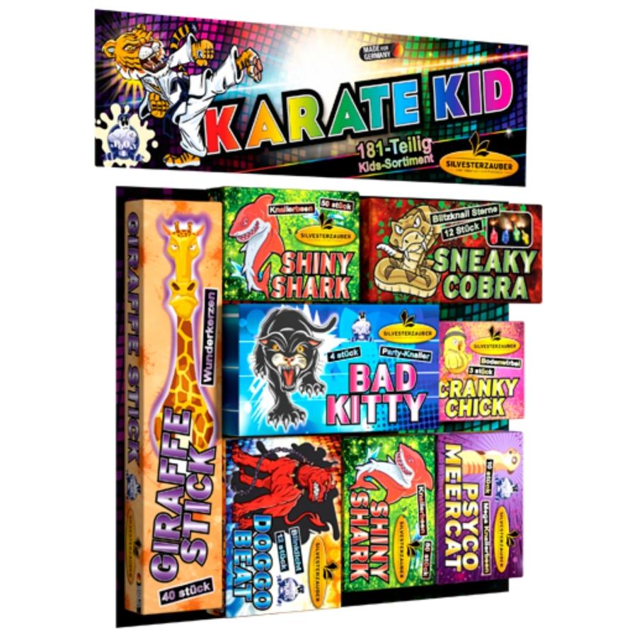 Kinderpakket CAT1 Karate Kid