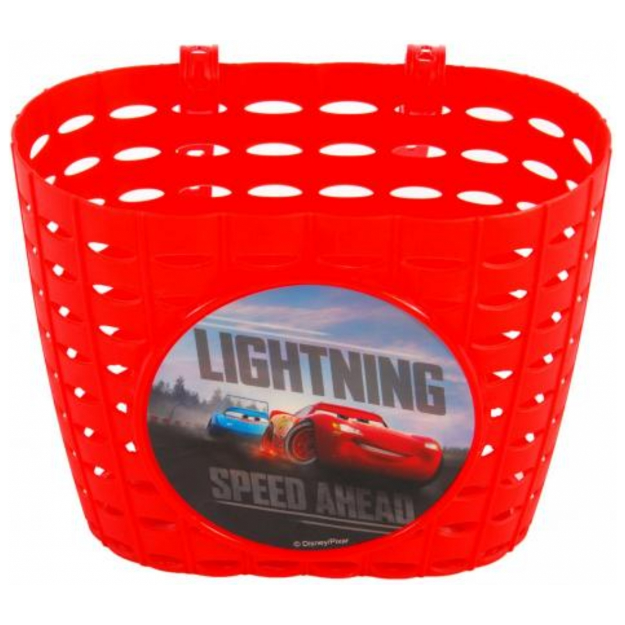 Mand Volare Disney Cars rood
