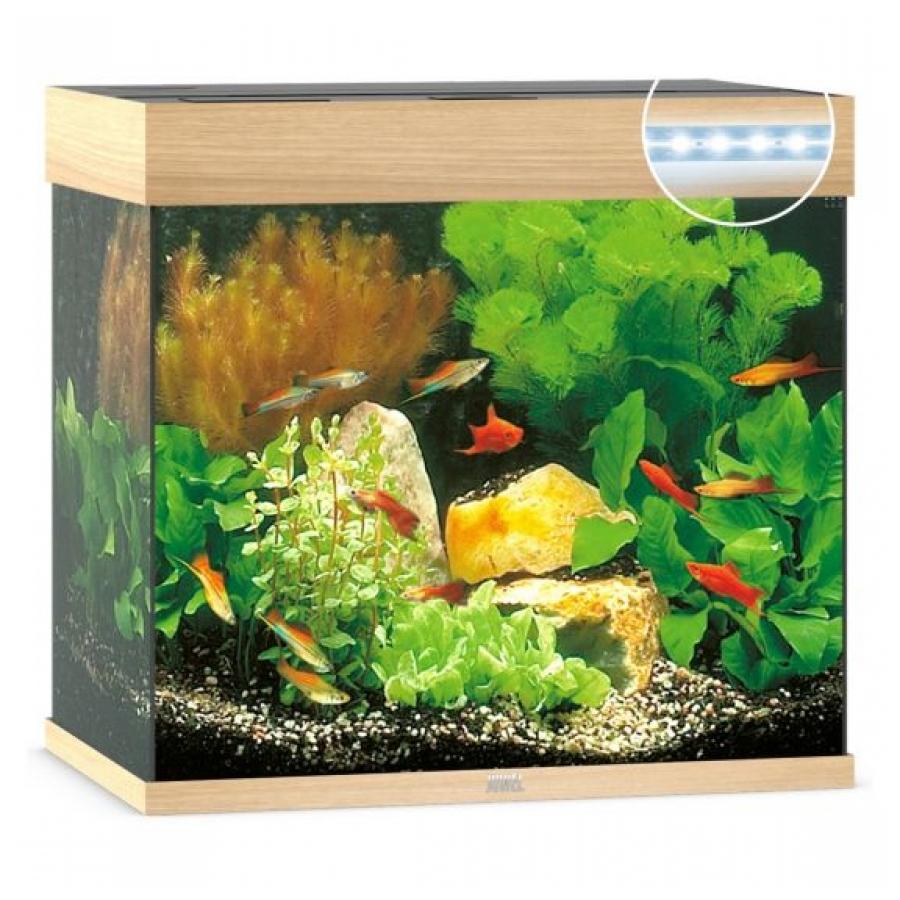 Juwel Aquarium Lido 120 Led Licht hout