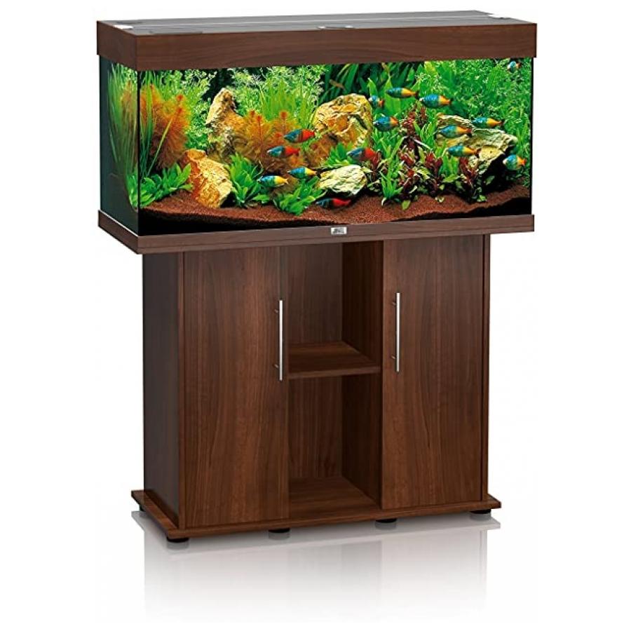 Juwel Aquarium Rio Led Aquariumcombinatie 180 SBX Donker hout