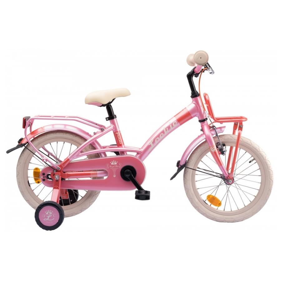 Loekie Prinses roze dames
