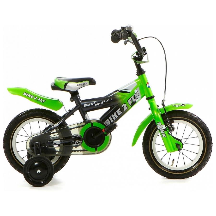 Popal Bike2Fly groen heren