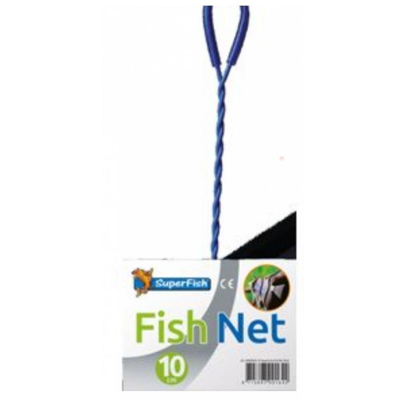 Superfish aquarium schepnetje 10 cm