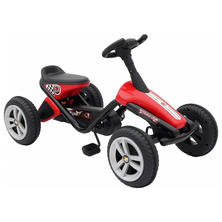 Volare Mini Go Kart rood