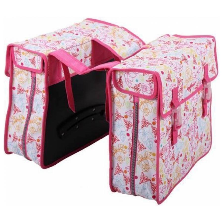 Fastrider Kidshopper Easy Rosegarden roze