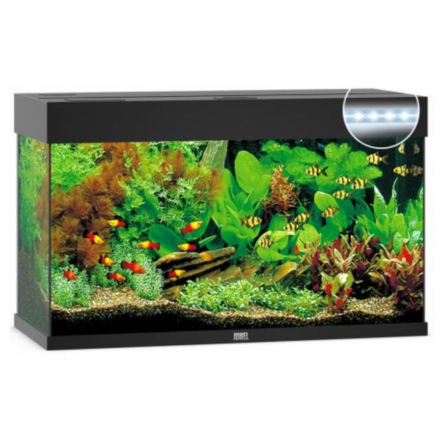 Juwel Aquarium Rio 125 Led - Zwart