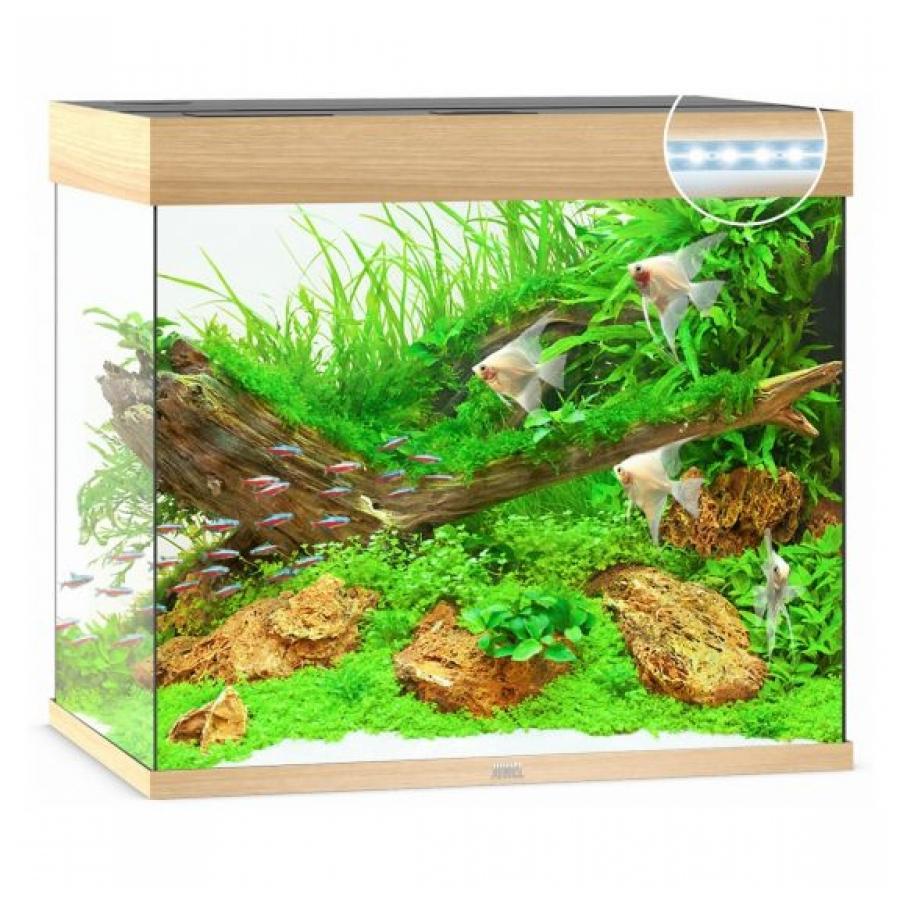 Juwel Aquarium Lido 200 Led Licht hout