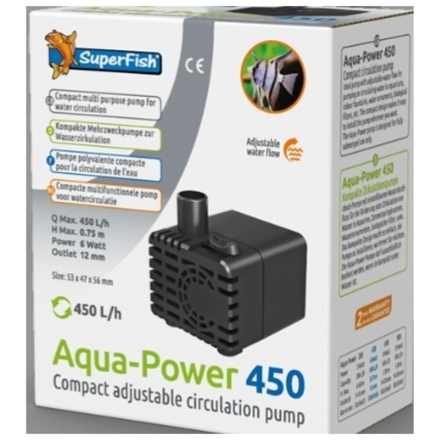Superfish aqua-power 450