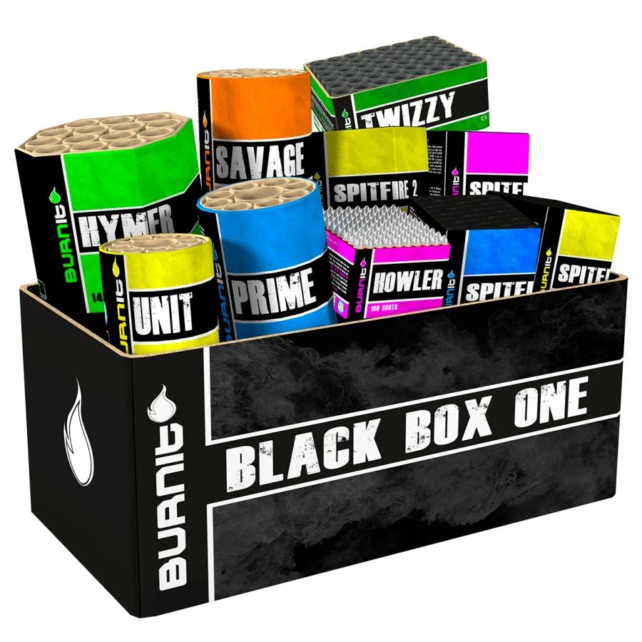BurnIT! Black Box One