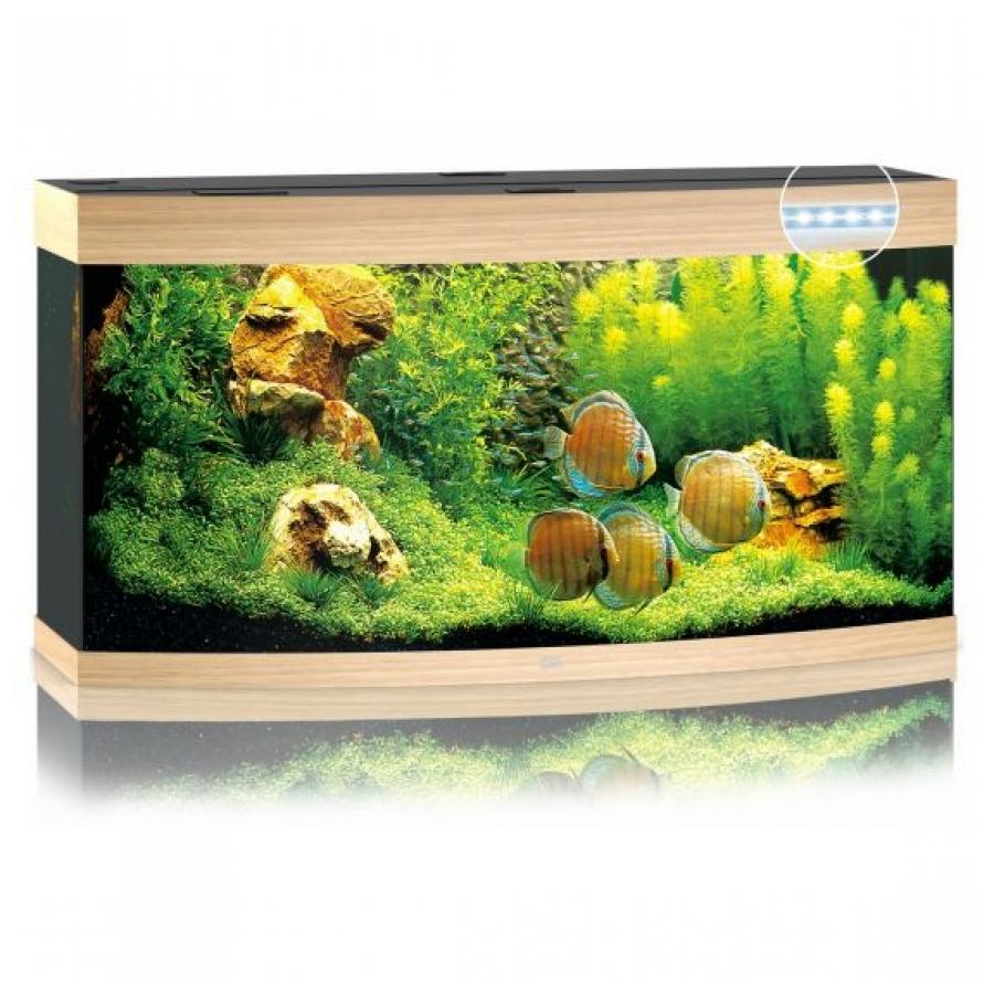 Juwel Aquarium Vision 260 Led Licht hout