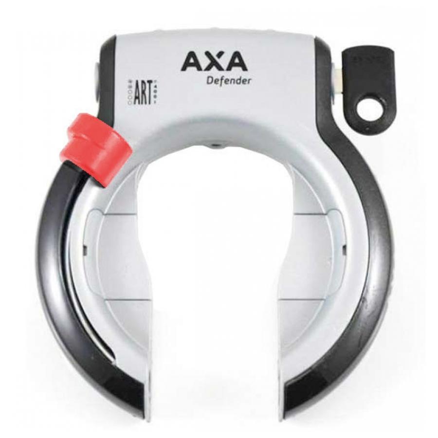 AXA Defender grijs slot