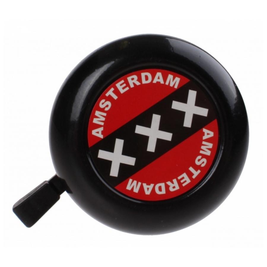 TOM Amsterdam XXX rood/zwart