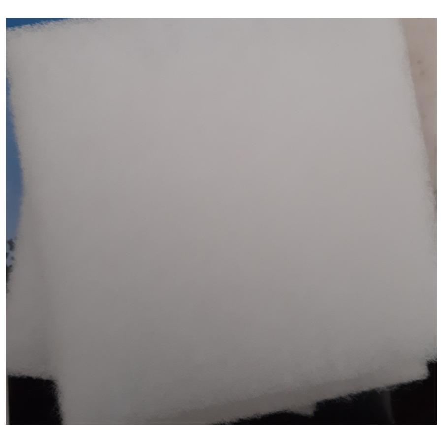 Juwel filterwatten 12.50x12.50x1 cm