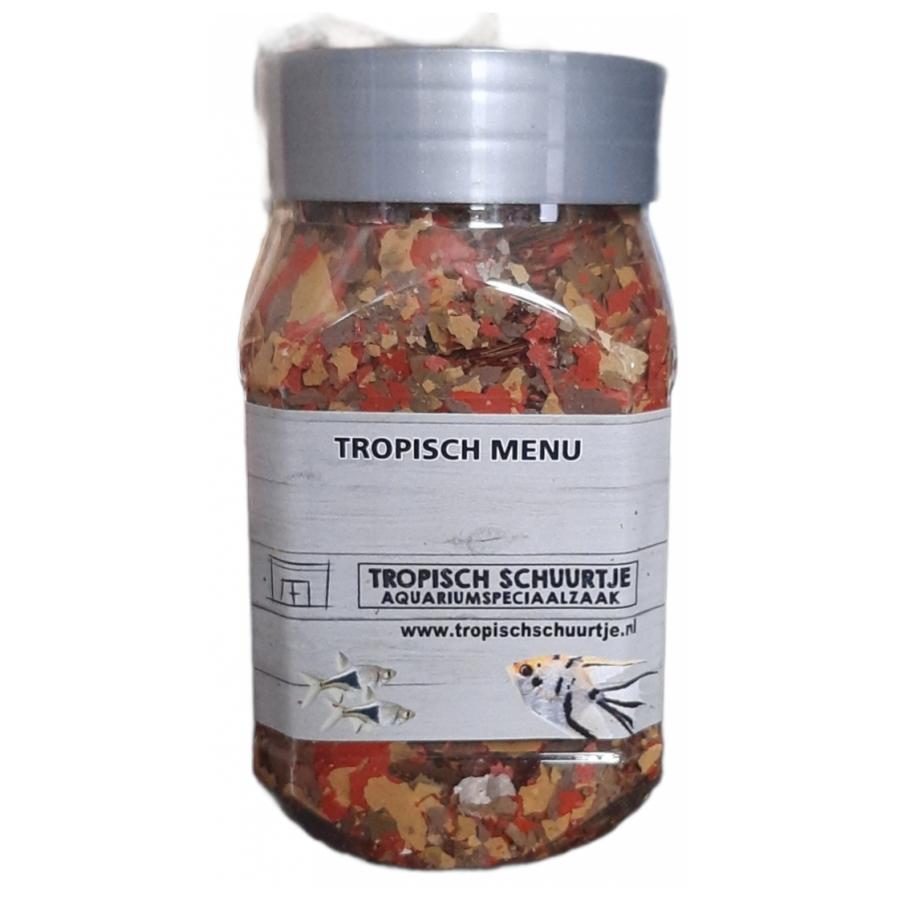 Tropische menu 330 ml