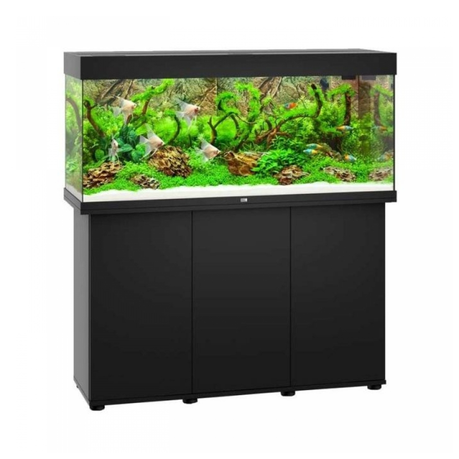 Juwel Aquarium Rio 350 Onderkast - Donkere houtkleur