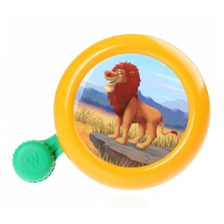 Widek Animal Kingdom leeuw geel