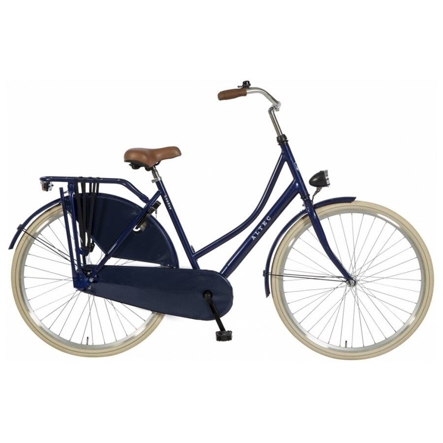 Altec London omafiets blauw