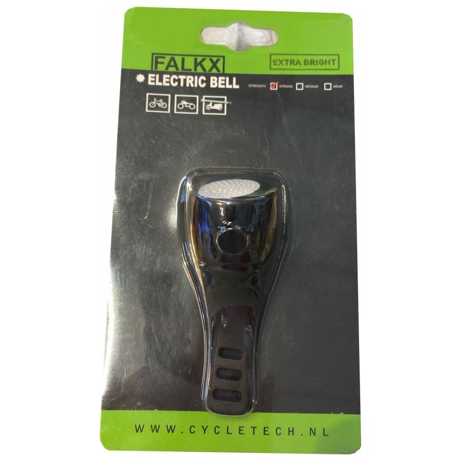 Falkx Electric Bell zwart