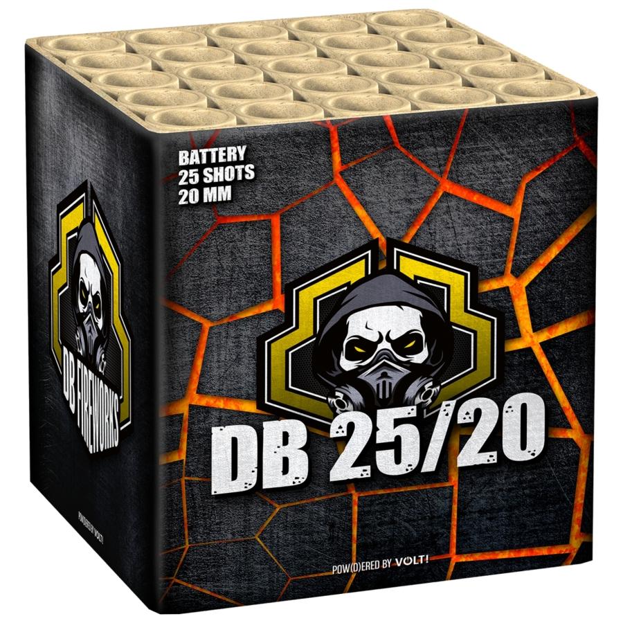 DB Fireworks 25/20