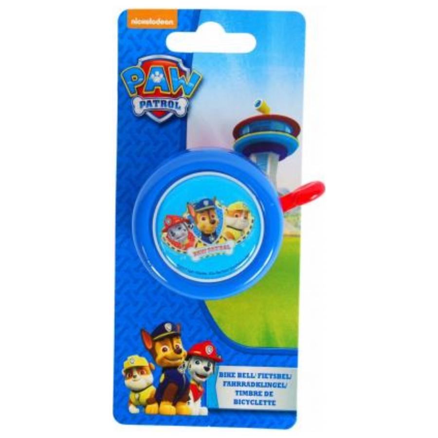 Bel Nickelodeon Paw Patrol blauw/rood