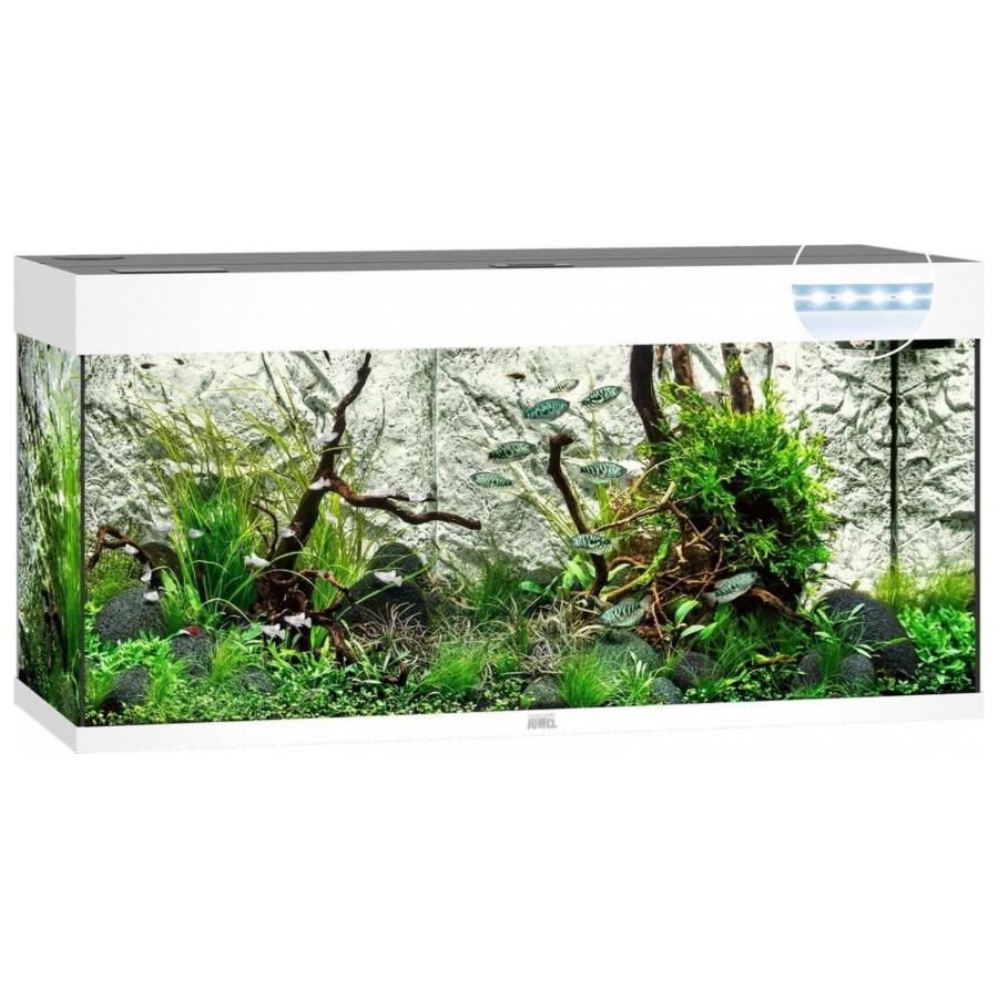 Juwel Aquarium Rio 180 Led - Wit