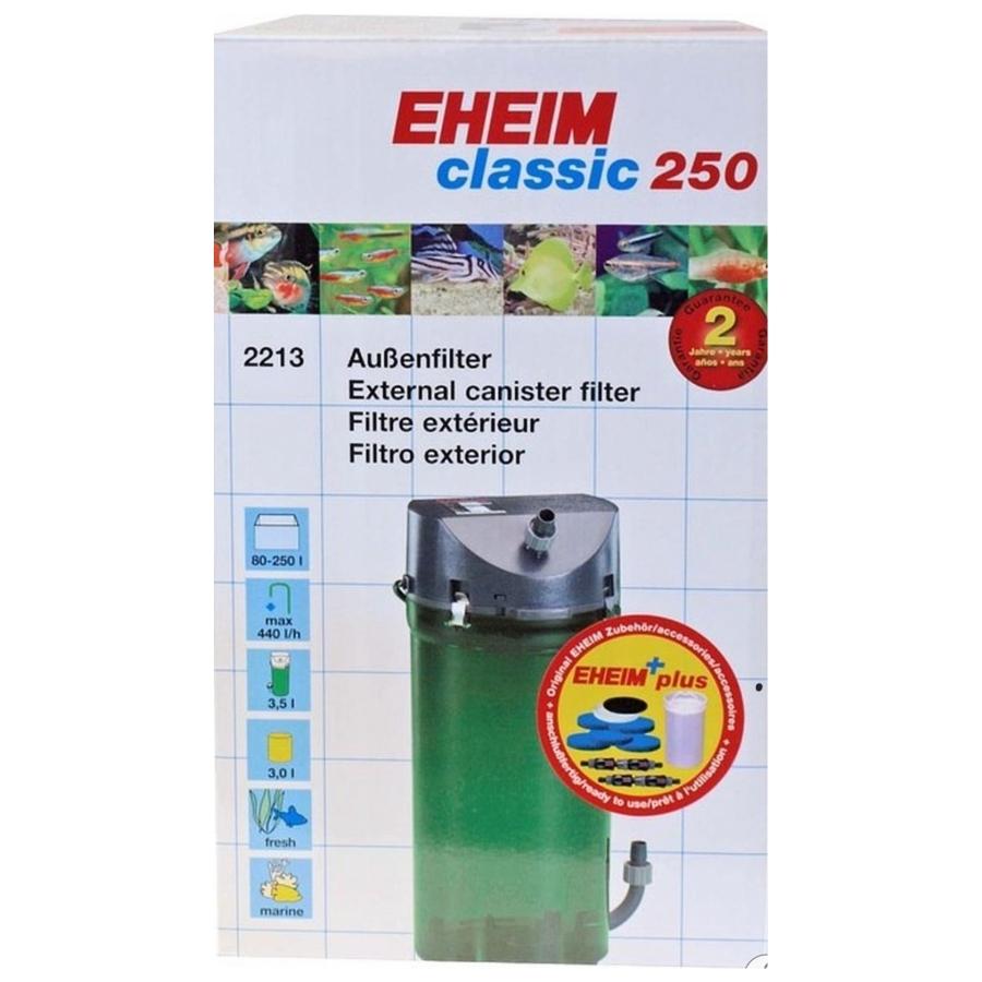 Buiten filter Eheim classic 250