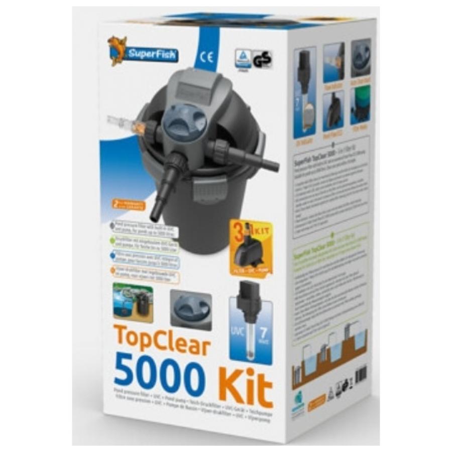 Superfish Topclear 5000 kit