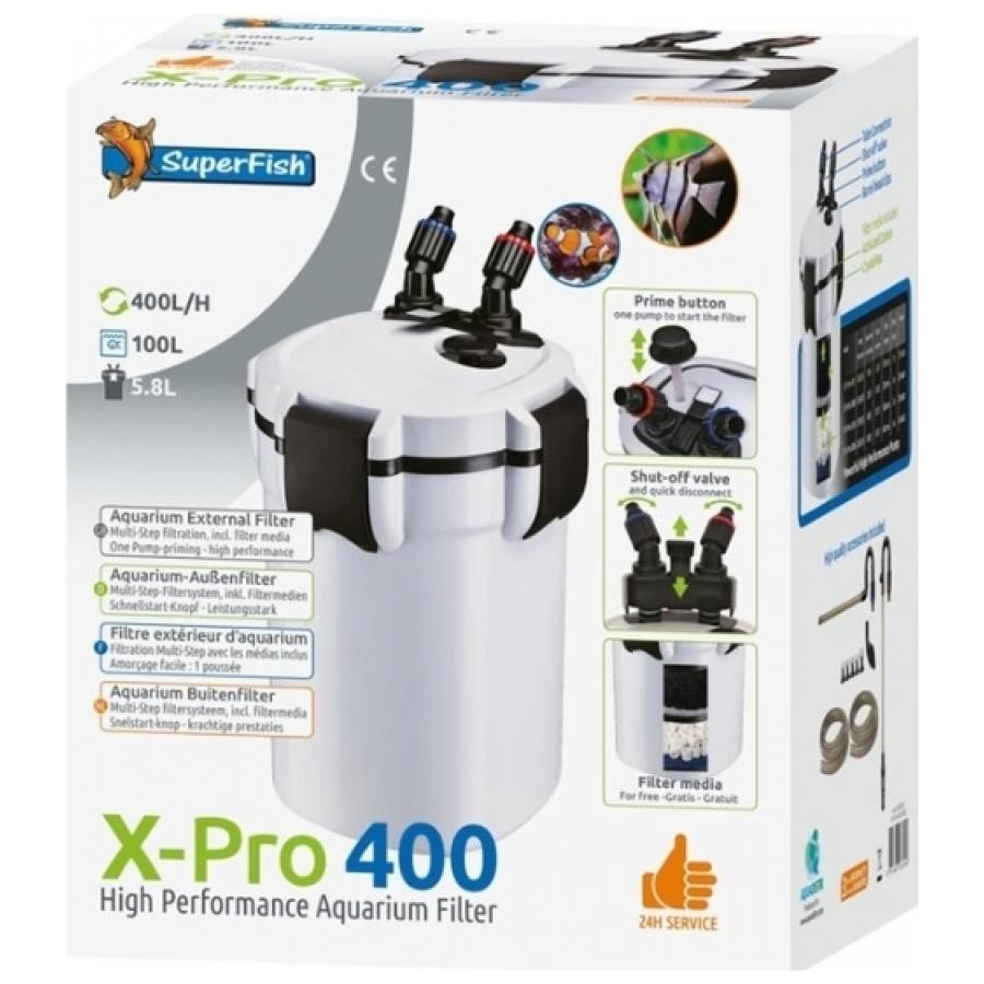 sf x pro 400 (100L)