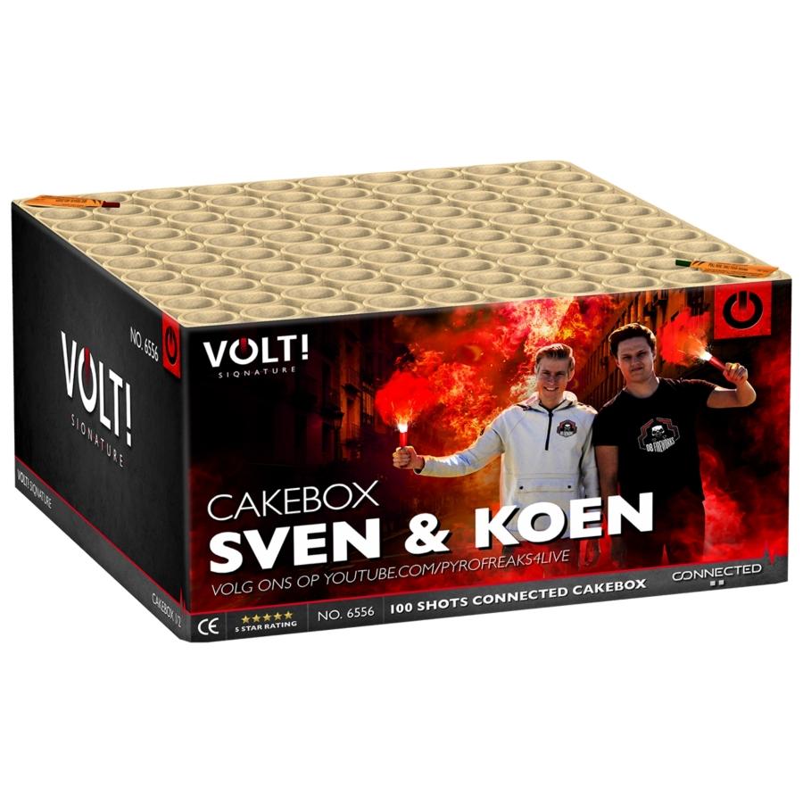 [NEW] VOLT! Sven & Koen