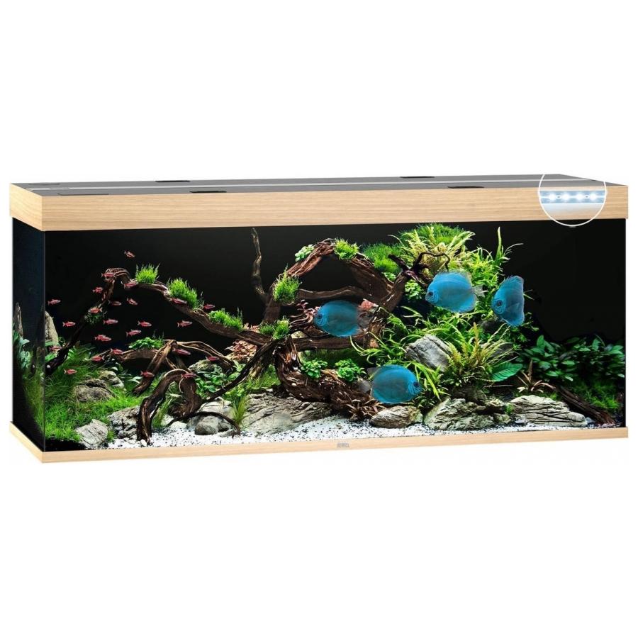Juwel Aquarium Rio Aquariumcombinatie 450 SBX Licht hout