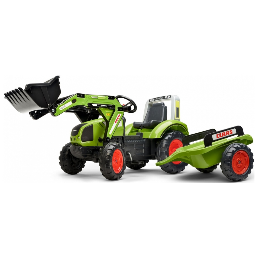Falk Claas Arion 430 shovel groen