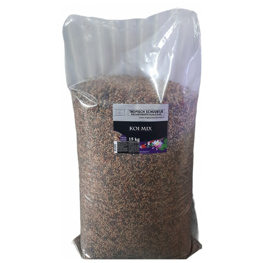 Koi-mix 15 kg