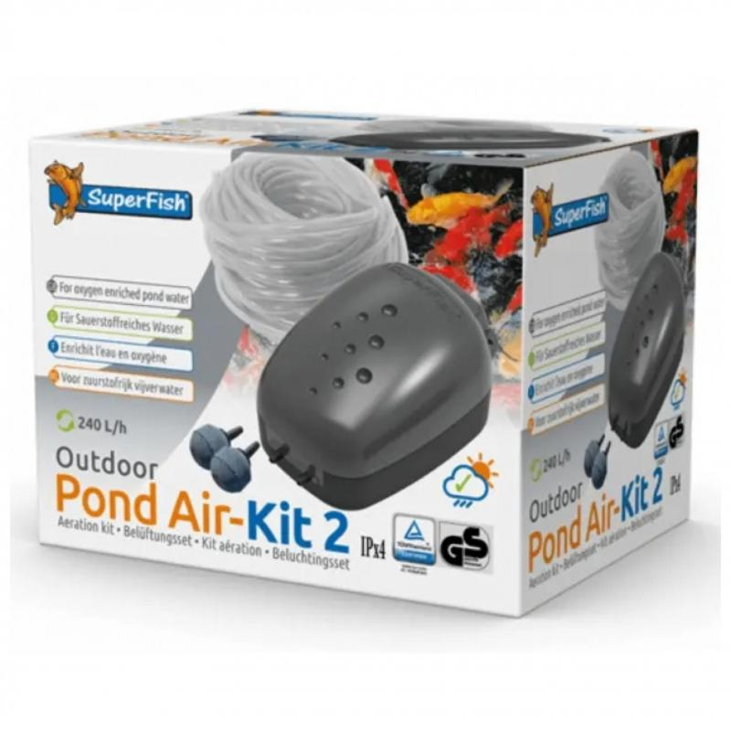 Superfish Pond Air Kit 2