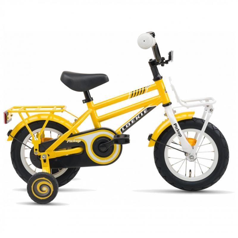 Loekie Pick-up geel heren