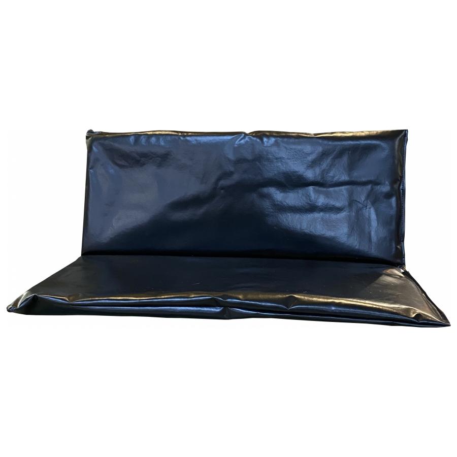 Bakfiets kussen 24x60x29cm zwart