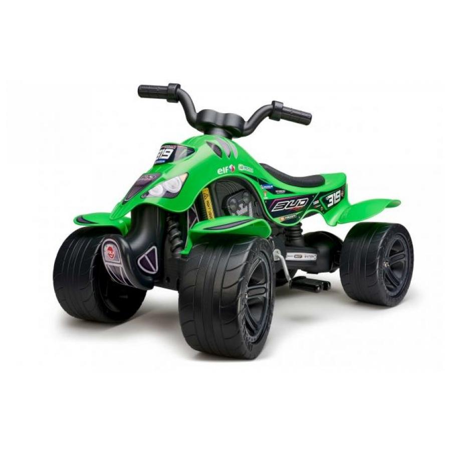 Falk Quad Bud Racing groen