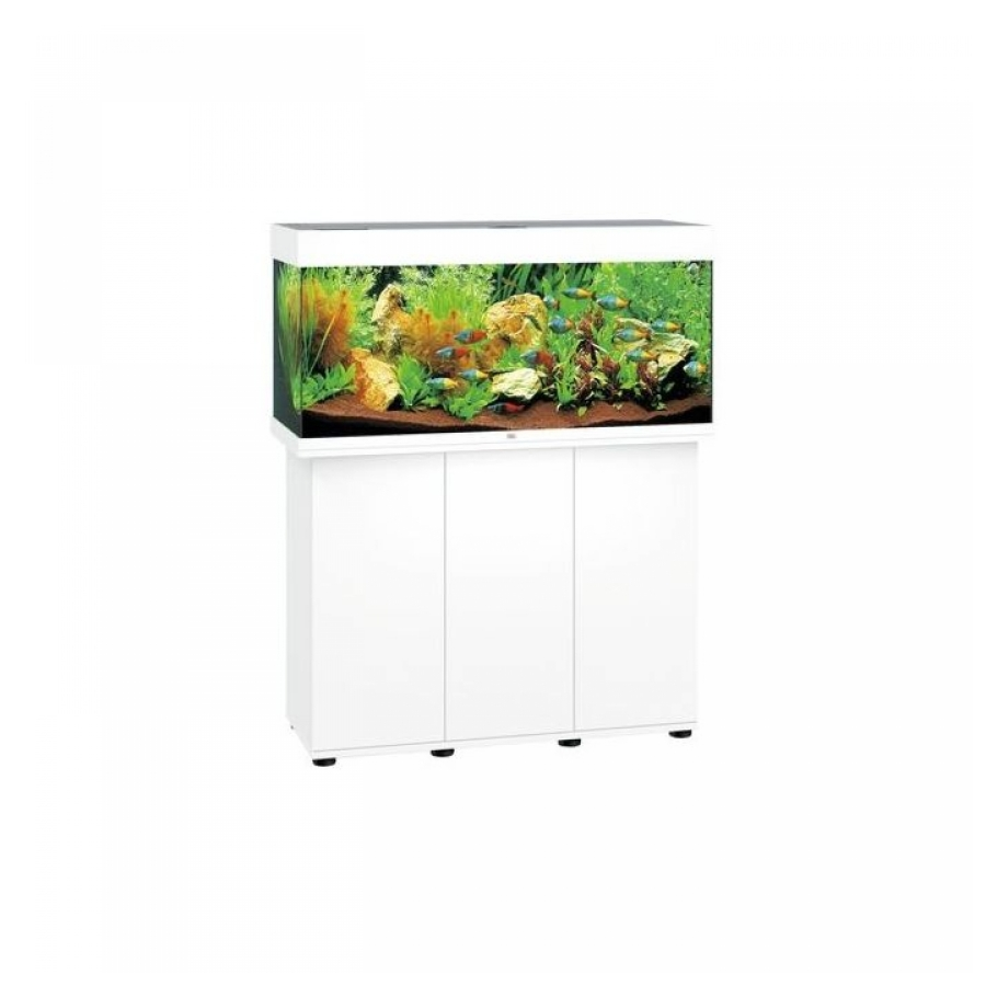 Juwel Aquarium Rio 450 Led - Donkere houtkleur