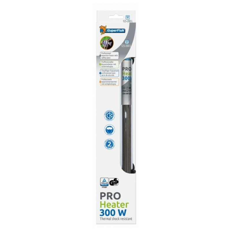 Superfish thermostaat Pro Heater 300w