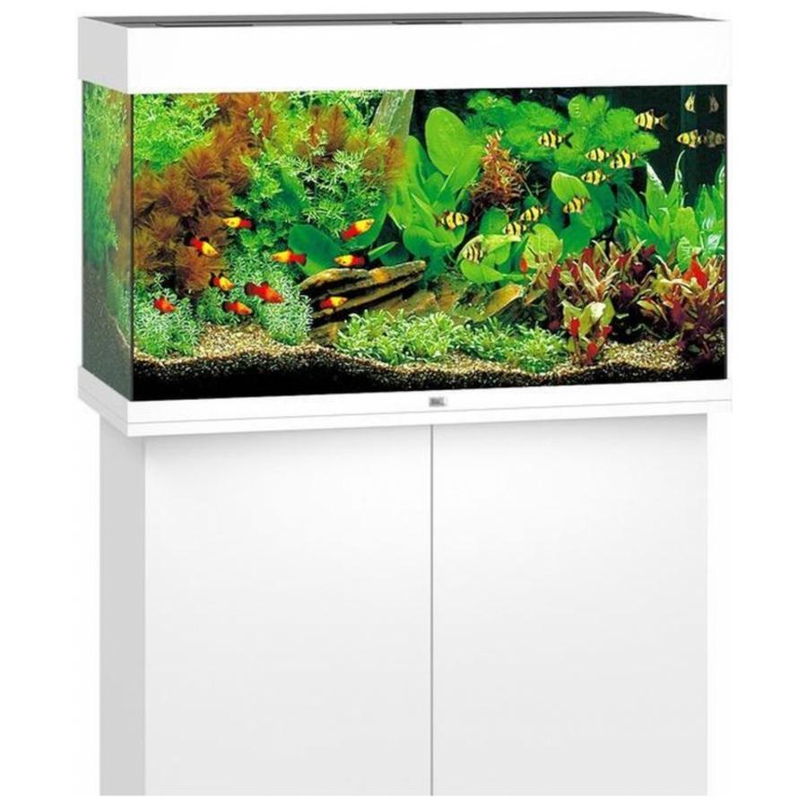 Juwel Aquariumcombinatie Rio 180 met onderkast Wit