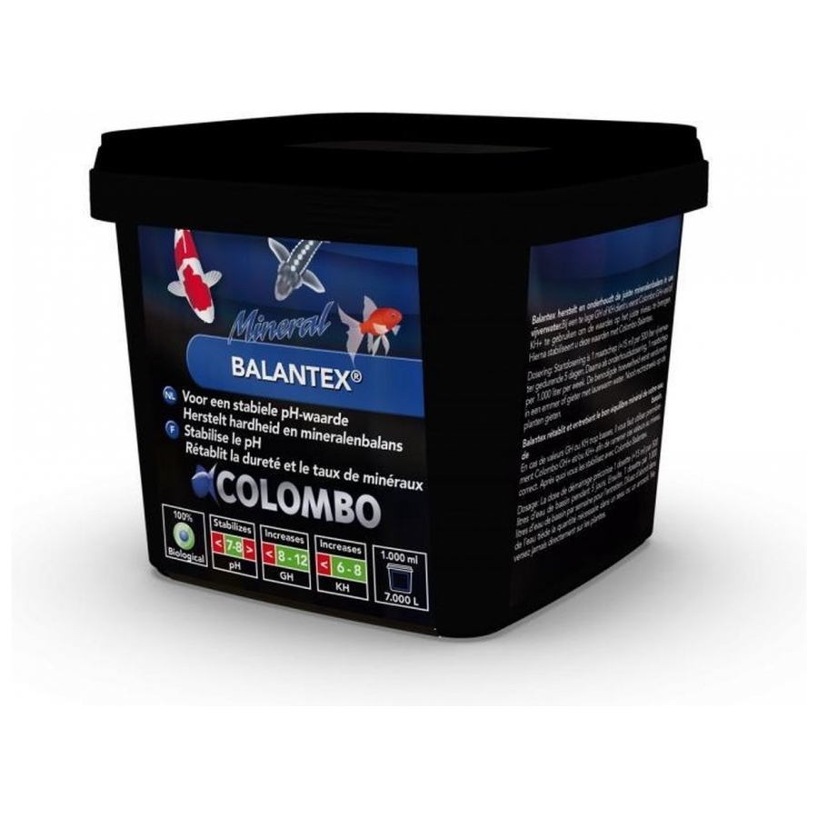 Colombo Balantex 2500 ml 17.500 L