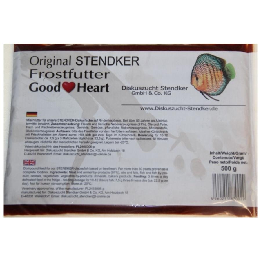 Original stendker frostfutter good heart 500gm