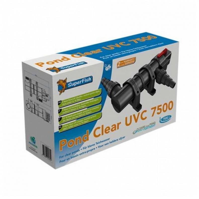 Uv lamp Superfish Pondclear 7500 UVC