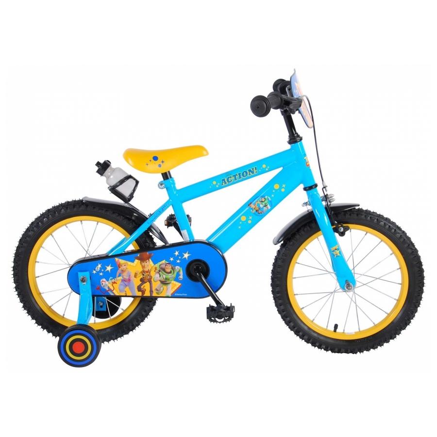 16 inch Volare Toy Story 4 blauw heren