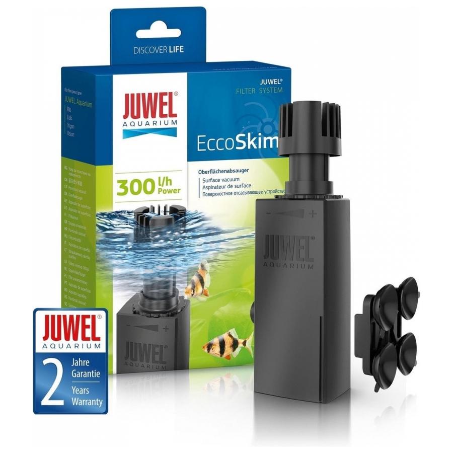 Juwel Ecco Skim - Binnenfilters - 14x5x21 cm Zwart