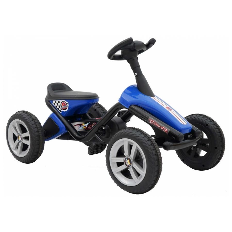Volare Mini Go Kart blauw