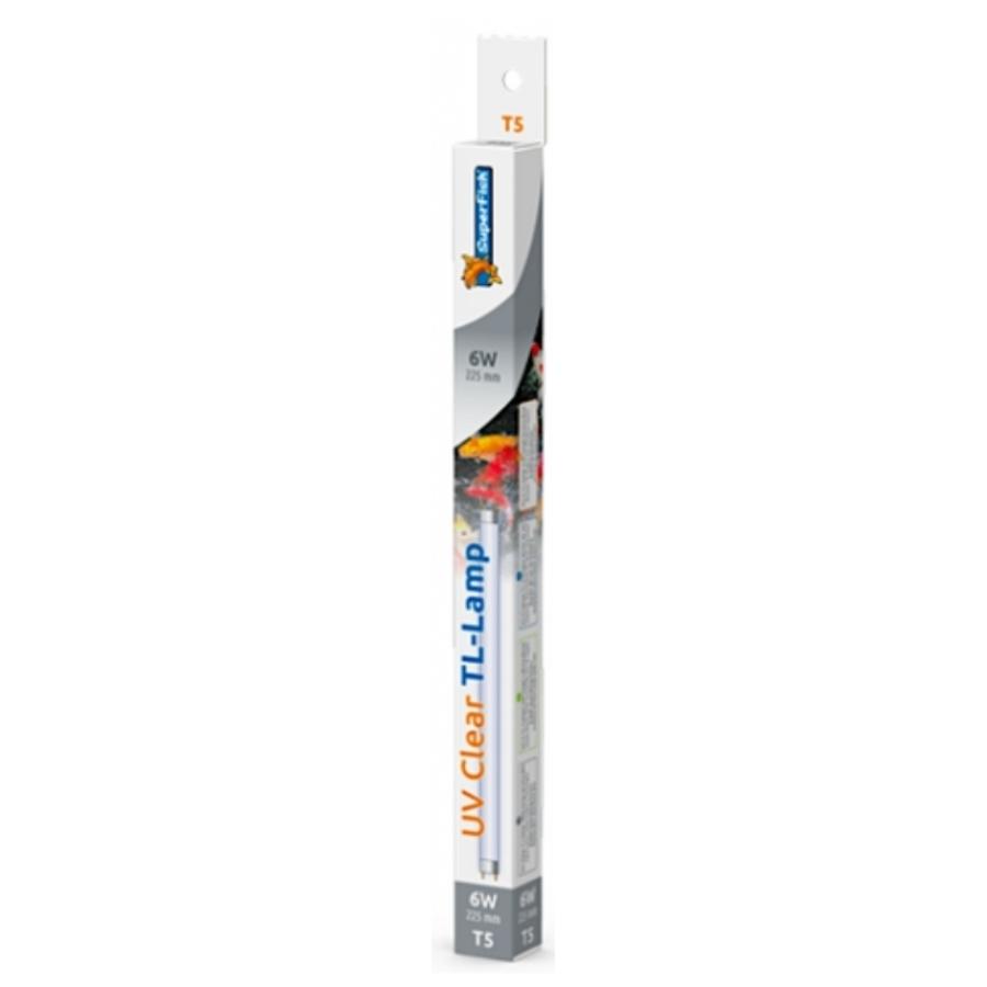 Uv lamp Uv clear PL-Lamp 6 watt t5
