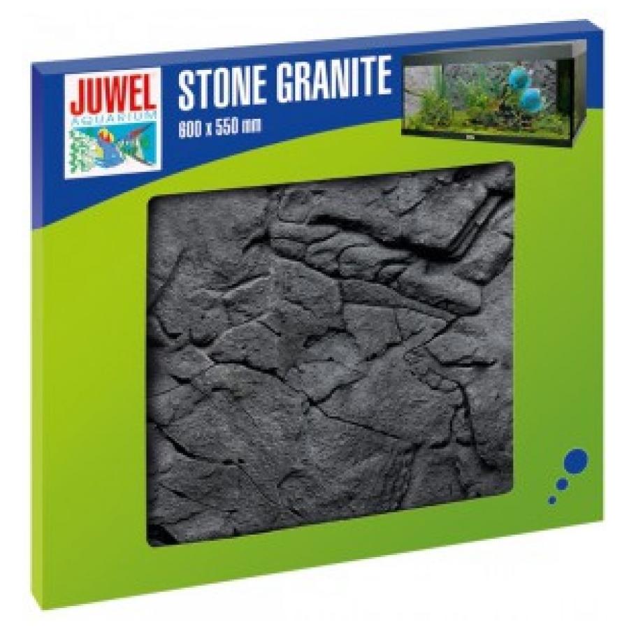 Juwel Motief achterwand Stone Clay Zwart 60x55 cm